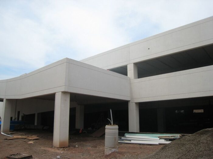 Mainway Parking Garage, 5045 Mainway, Burlington, ON