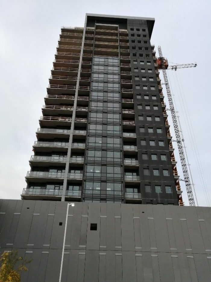 Condominium Developmnet – 100 Hundred Victoria Tower II, 100 Victoria Street South, Kitchener, ON