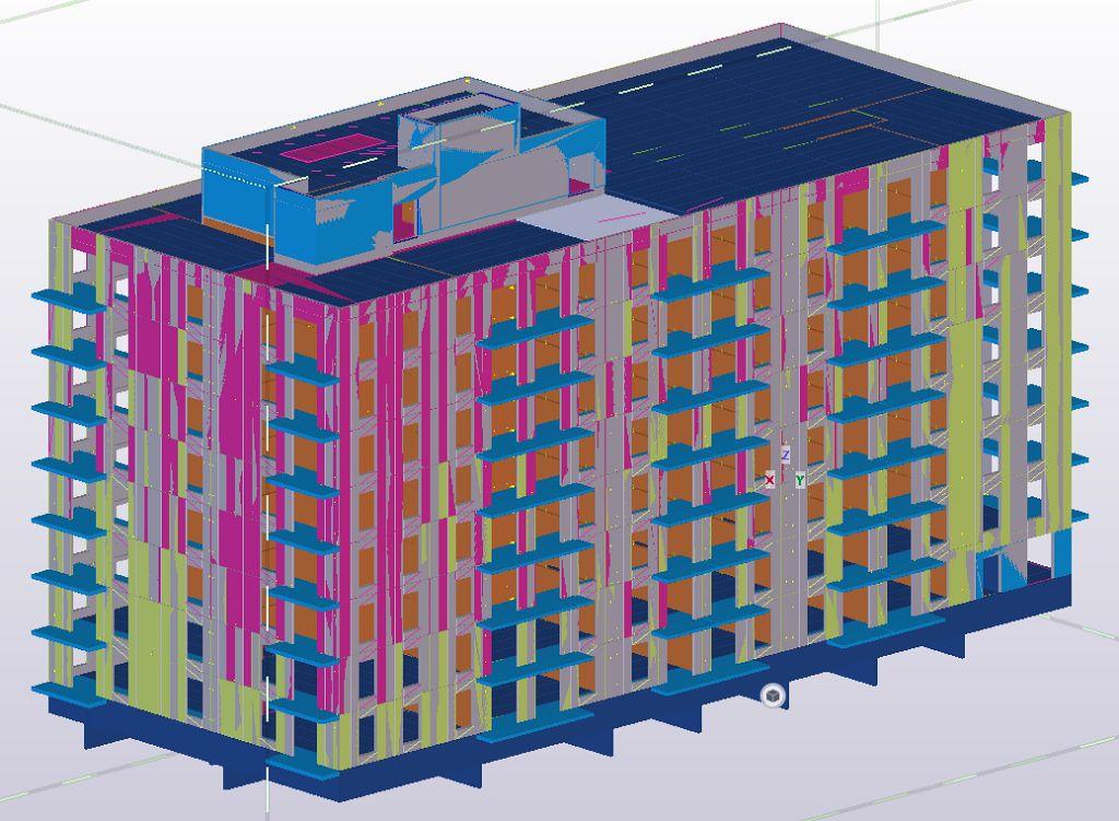 10-Storey Apartment Building, 528 Lancaster Street West, Kitchener, ON