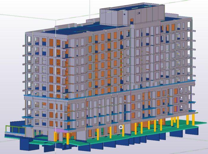 Weber Scott Pearl Residential Development, 66 Weber Street East, Kitchener, ON