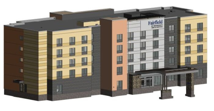 Fairfield Hotel, Eloy Road, North Bay, ON
